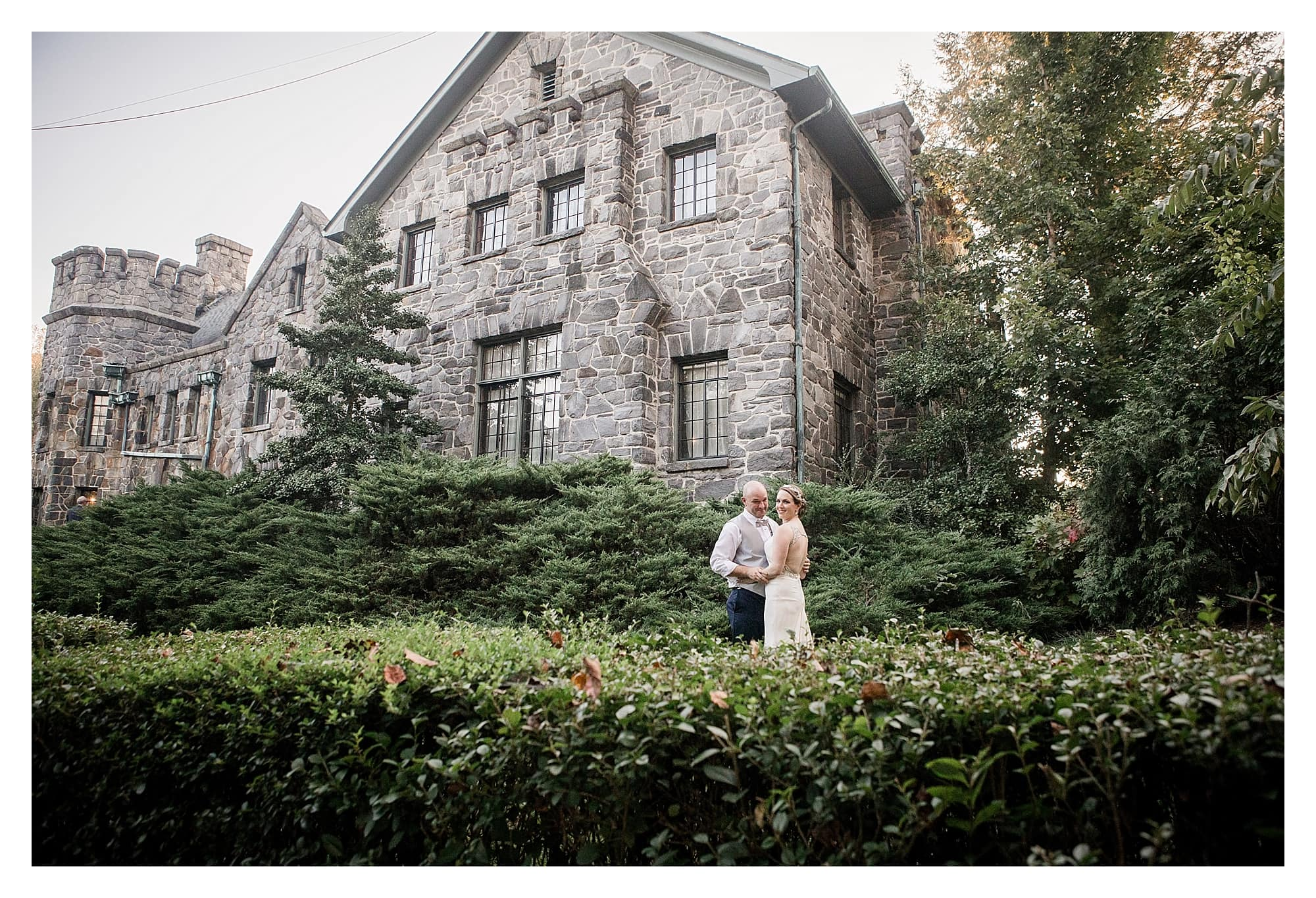 Asheville Wedding Castle Venue photographer