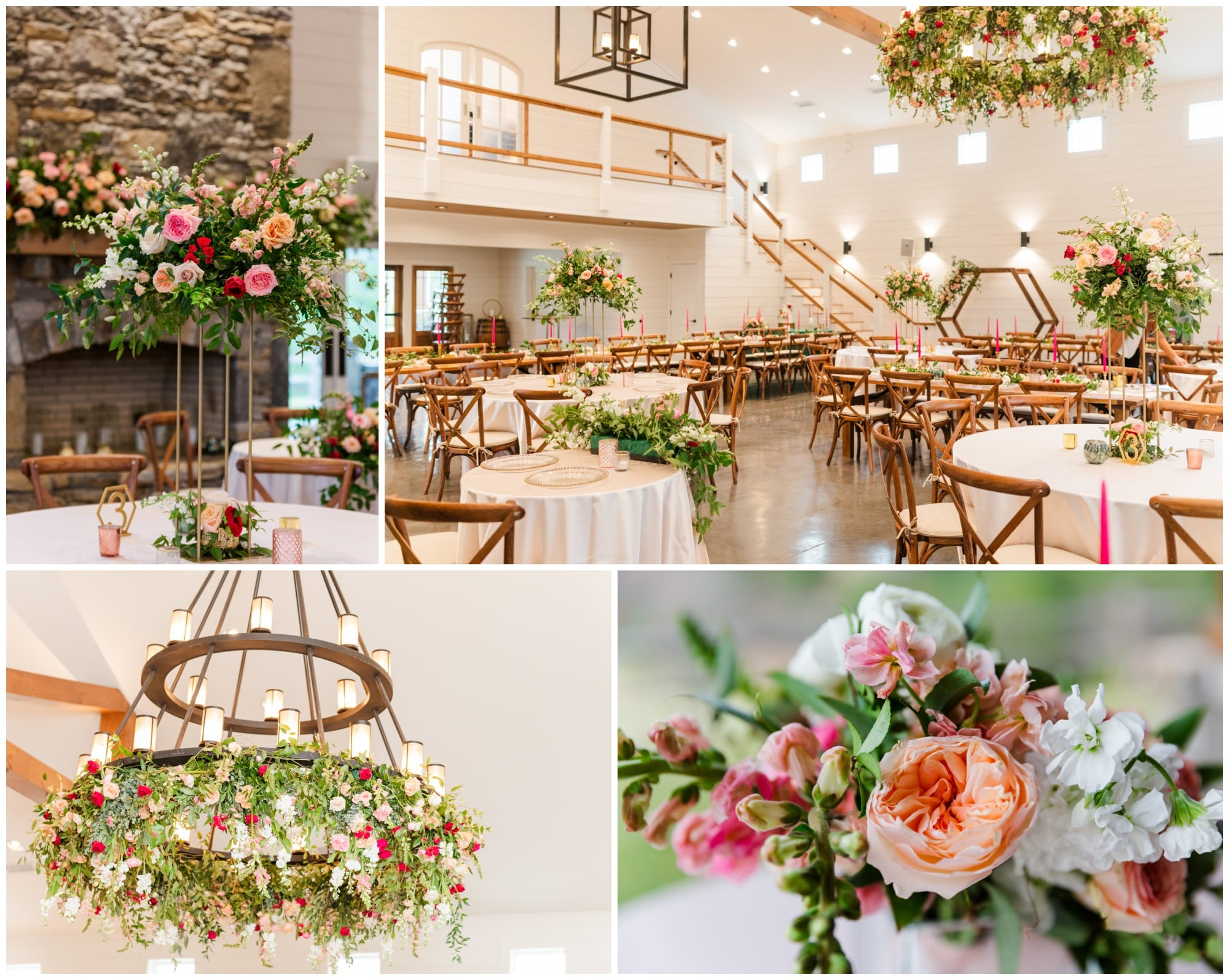 Reception-Space-Decorations-and flowers