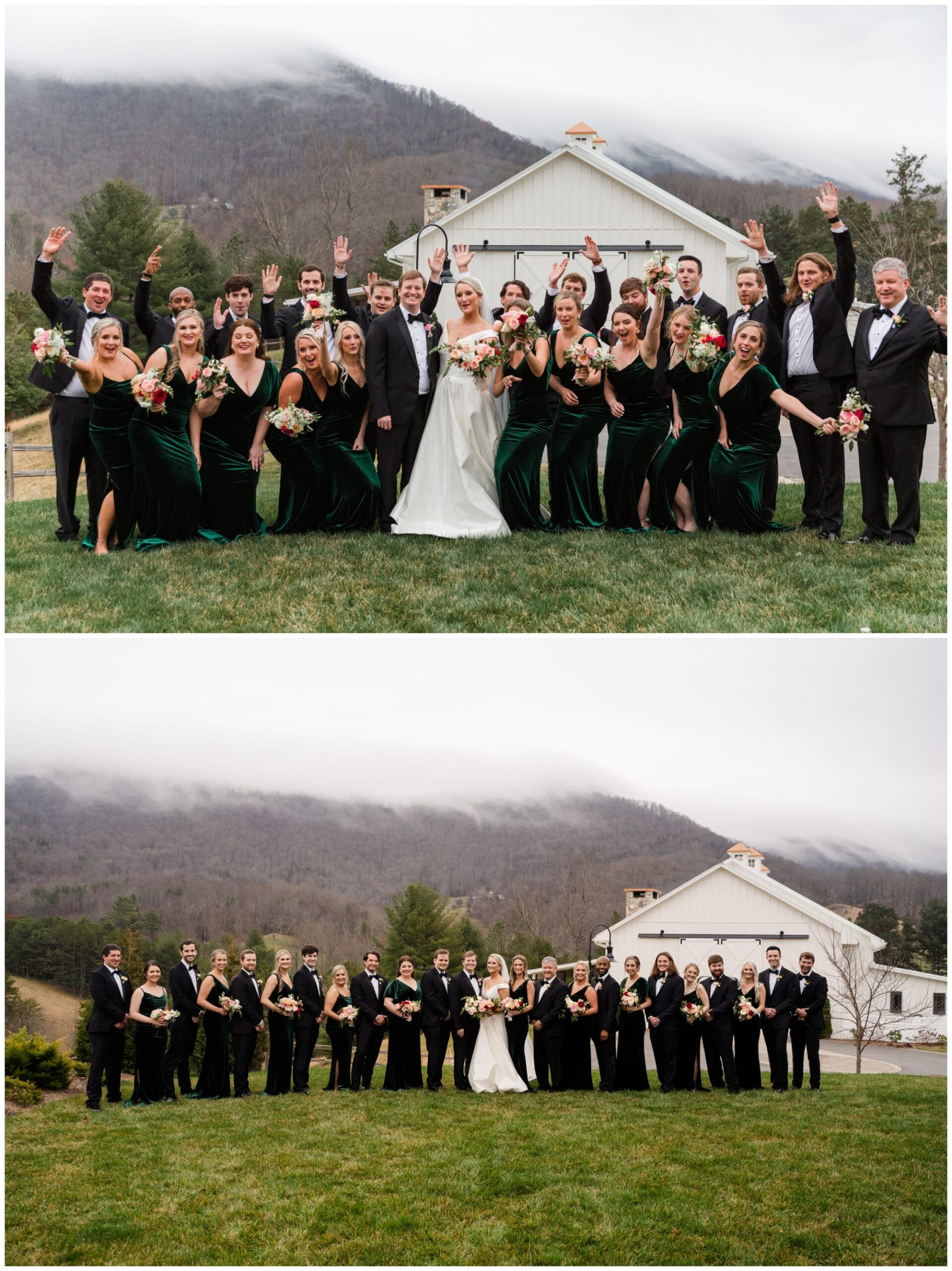 Wedding-party- Photos-Asheville