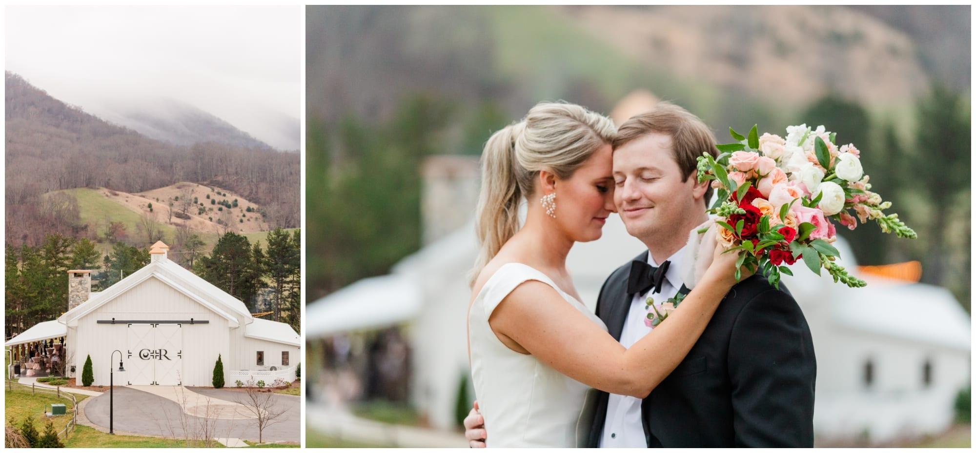 Chestnut Ridge-Wedding-Venie